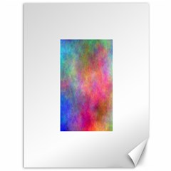 Plasma 4 Canvas 36  X 48  (unframed) by BestCustomGiftsForYou