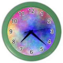 Plasma 5 Wall Clock (color) by BestCustomGiftsForYou