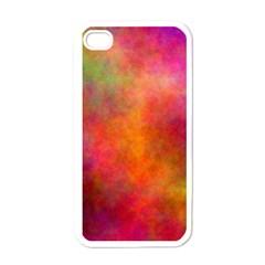 Plasma 10 Apple Iphone 4 Case (white) by BestCustomGiftsForYou
