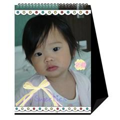 Calenda Small1 By Sylvia   Desktop Calendar 6  X 8 5    8kcj9e2ehoff   Www Artscow Com Cover