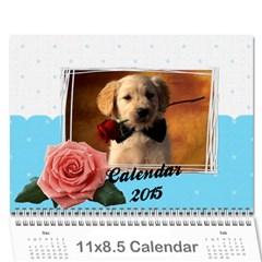My Calendar 2015 By Carmensita   Wall Calendar 11  X 8 5  (12 Months)   Aehl6mjt8eng   Www Artscow Com Cover
