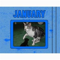 Calendar 2015 By Carmensita   Wall Calendar 11  X 8 5  (12 Months)   Vjtikhbd0jzb   Www Artscow Com Month
