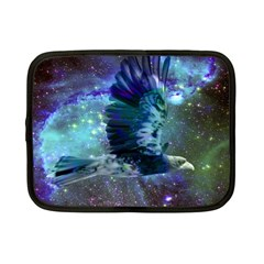 Catch A Falling Star Netbook Sleeve (small) by icarusismartdesigns
