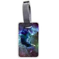 Catch A Falling Star Luggage Tag (two Sides) by icarusismartdesigns