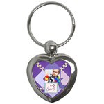 kids - Key Chain (Heart)