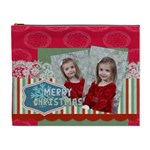 xmas - Cosmetic Bag (XL)