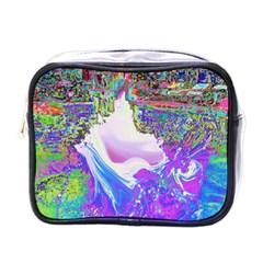 Splash1 Mini Travel Toiletry Bag (one Side) by icarusismartdesigns