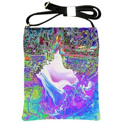 Splash1 Shoulder Sling Bag by icarusismartdesigns