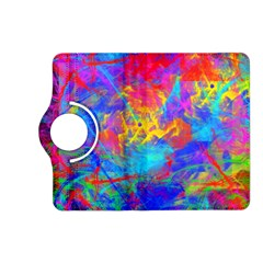 Colour Chaos  Kindle Fire Hd (2013) Flip 360 Case by icarusismartdesigns