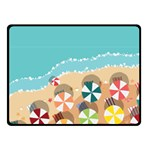 summer - Fleece Blanket (Small)