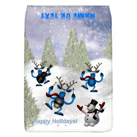 Holiday Removable Flap #3 , Large By Joy Johns   Removable Flap Cover (l)   0583usjdjjw1   Www Artscow Com Front