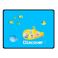 Summer Kids By Kids   Double Sided Fleece Blanket (small)   Zz88t7851e9u   Www Artscow Com 50 x40 Blanket Front