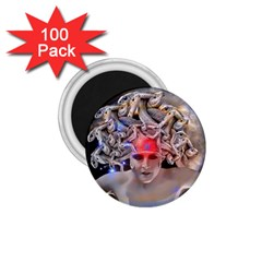 Medusa 1 75  Button Magnet (100 Pack) by icarusismartdesigns