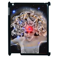 Medusa Apple Ipad 2 Case (black) by icarusismartdesigns