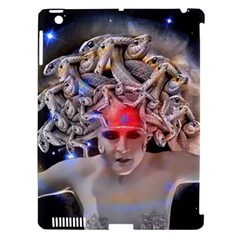 Medusa Apple Ipad 3/4 Hardshell Case (compatible With Smart Cover) by icarusismartdesigns
