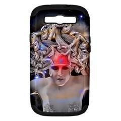 Medusa Samsung Galaxy S Iii Hardshell Case (pc+silicone) by icarusismartdesigns