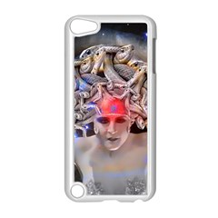 Medusa Apple Ipod Touch 5 Case (white) by icarusismartdesigns