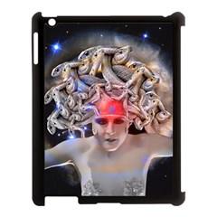 Medusa Apple Ipad 3/4 Case (black) by icarusismartdesigns