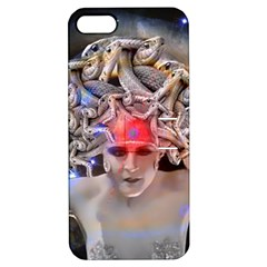 Medusa Apple Iphone 5 Hardshell Case With Stand by icarusismartdesigns