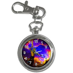 Star Fighter Key Chain Watch by icarusismartdesigns