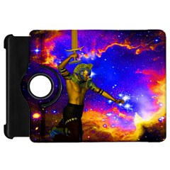 Star Fighter Kindle Fire Hd Flip 360 Case by icarusismartdesigns