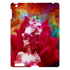 Star Flower Apple Ipad 3/4 Hardshell Case by icarusismartdesigns