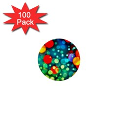 A Dream Of Bubbles 1  Mini Button (100 pack) by sirhowardlee