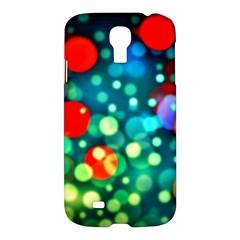A Dream Of Bubbles Samsung Galaxy S4 I9500/i9505 Hardshell Case by sirhowardlee