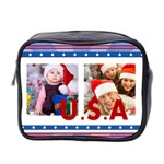 usa - Mini Toiletries Bag (Two Sides)