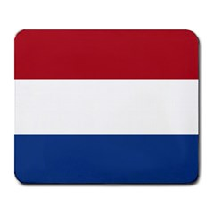 Flag_of_the_Netherlands Large Mousepad by meppovic