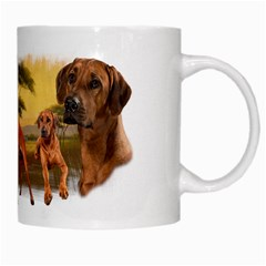 Ridgeback 002 By Nicole   White Mug   3b2luglm6q9y   Www Artscow Com Right