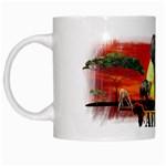 Africa-001 - White Mug