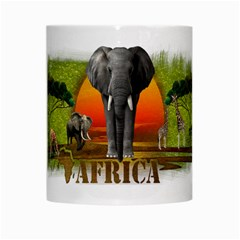 Africa 002 By Nicole   White Mug   Fv47s1co64e8   Www Artscow Com Center
