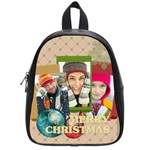 xmas - School Bag (Small)