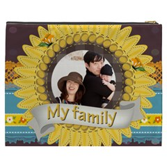 Family By Family   Cosmetic Bag (xxxl)   Dnb9hay2806j   Www Artscow Com Back