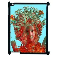Flower Horizon Apple Ipad 2 Case (black) by icarusismartdesigns