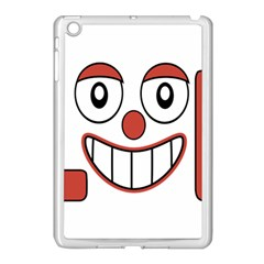 Laughing Out Loud Illustration002 Apple Ipad Mini Case (white) by dflcprints