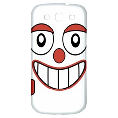 Laughing Out Loud Illustration002 Samsung Galaxy S3 S Iii Classic Hardshell Back Case by dflcprints