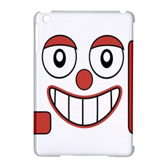 Laughing Out Loud Illustration002 Apple Ipad Mini Hardshell Case (compatible With Smart Cover) by dflcprints