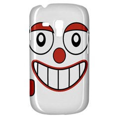 Laughing Out Loud Illustration002 Samsung Galaxy S3 Mini I8190 Hardshell Case by dflcprints
