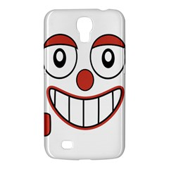 Laughing Out Loud Illustration002 Samsung Galaxy Mega 6 3  I9200 Hardshell Case by dflcprints