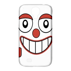 Laughing Out Loud Illustration002 Samsung Galaxy S4 Classic Hardshell Case (pc+silicone) by dflcprints
