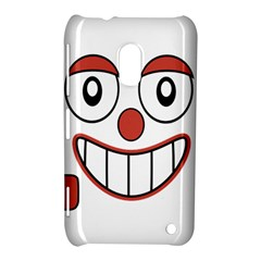 Laughing Out Loud Illustration002 Nokia Lumia 620 Hardshell Case by dflcprints