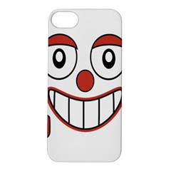 Laughing Out Loud Illustration002 Apple Iphone 5s Hardshell Case by dflcprints