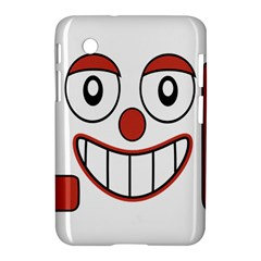 Laughing Out Loud Illustration002 Samsung Galaxy Tab 2 (7 ) P3100 Hardshell Case  by dflcprints