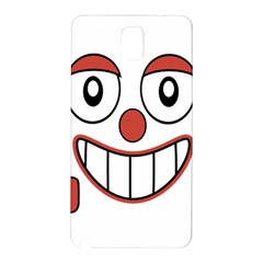 Laughing Out Loud Illustration002 Samsung Galaxy Note 3 N9005 Hardshell Back Case by dflcprints