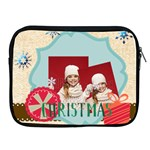 xmas - Apple iPad 2/3/4 Zipper Case