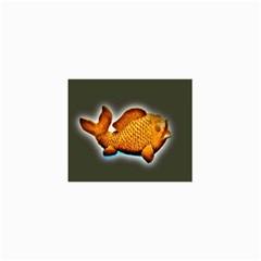 Goldfish Canvas 24  X 36  (unframed) by sirhowardlee