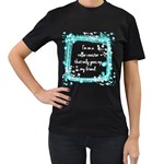 t shirt - Women s T-Shirt (Black)