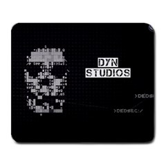 500px-Dedsec_Introduction Large Mouse Pad (Rectangle) by dynamicstudios